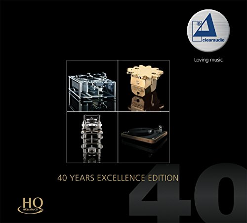 Clearaudio - 40 Years Excellence Edition [Vinyl LP]