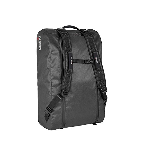 Mares Bag Cruise Back Pack Dry - Maleta, color negro, talla BX