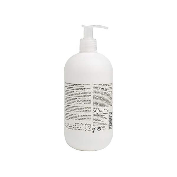 Laboratorios Babé – Leche Hidratante Corporal Pediátrica 500 ml, Función Protectora, Ingredientes Naturales, Manteca de Kokum, Hidratante, Bienestar Inmediato, Calmante