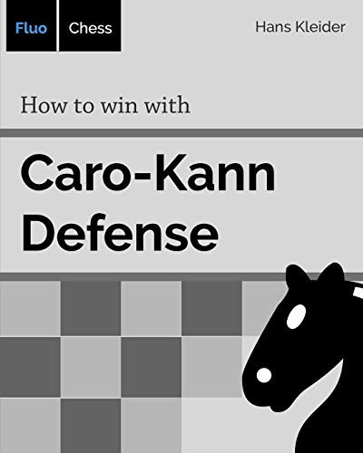 How to win with Caro-Kann Defense (Kleider Cara)