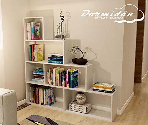 Dormidán- Estantería librería decoración