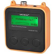Docooler SATHERO SH-110HD Medidor de Señal DVB-T DVB-T2 Buscador de
