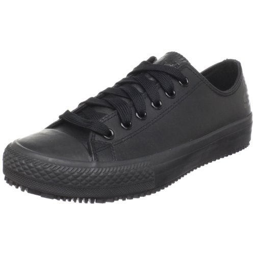 Skechers Lavoro 76453 Gibson-Latifoglie antiscivolo Sneaker Black