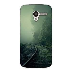 Fog Track Back Case Cover for Moto X