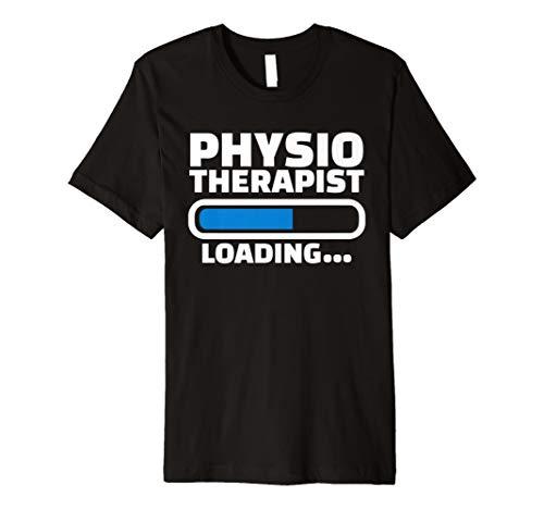 Physiotherapeut Lädt T-Shirt - 90 Behandlungen