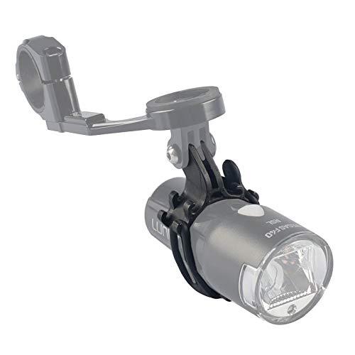 XON Fahrradlicht-Adapter & Powerbank-Adapter für GoPro-Mount