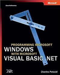 Programming Microsoft Windows with Microsoft Visual Basic .Net (Core Reference) (Pro-Developer) by Charles Petzold (2002-08-31)