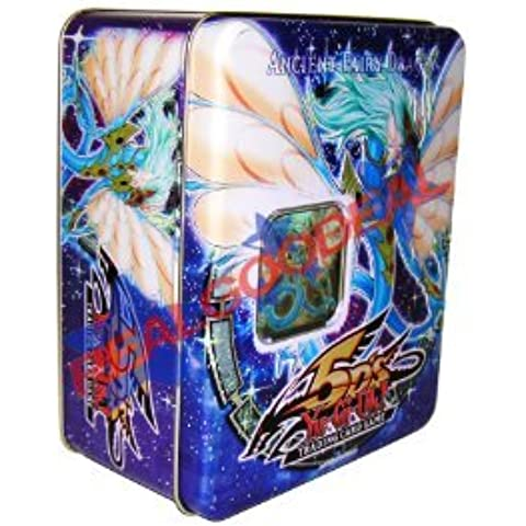 YuGiOh 5D's 2009 Collector's Tin 1st Wave Ancient Fairy Dragon Collector's Tin by Yu-Gi-Oh!