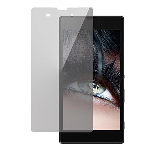 Proteggi schermo in vetro temperato per Sony Xperia style / Xperia T3 - 0,3mm / Durezza 9H / 2.5D Arc Edge
