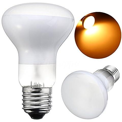 Zantec 25/50/75/100W E27 Base Emitter Heater Pet Animal Reptile Brooder Heat Day Night Light Lamp
