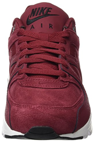 Nike 694862, Scarpe da Ginnastica Basse Uomo Multicolore (Team Red / Team Red / Black / White)