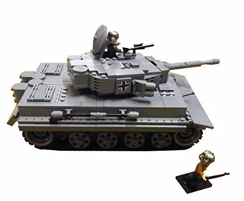 WWII Konstruktions Spielzeug Jagdtiger Cobi 2484 Sd.Kfz.186 Jagdpanzer VI