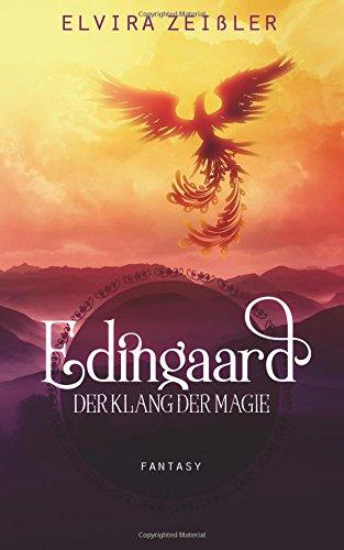 Buchseite und Rezensionen zu 'Der Klang der Magie: Edingaard Band 2' von Elvira Zeißler