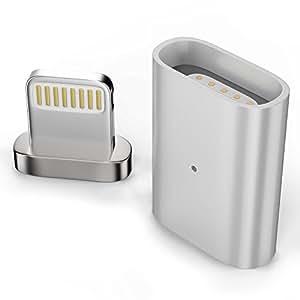 esorio® Lightning auf Lightning Adapter magnetisch
