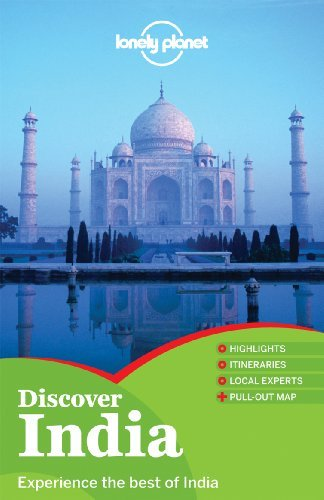 Lonely Planet Discover India 1st Ed.: 1st Edition by Kate James (November 14,2011)