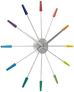 nextime 2610di pluginn horloge plastic multicolore cuisine maison. Black Bedroom Furniture Sets. Home Design Ideas