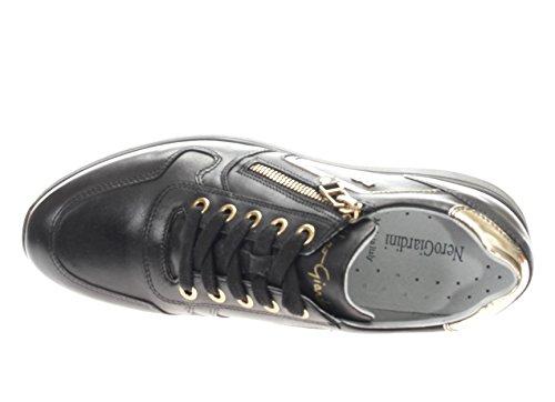 Nero Giardini Donna Sneaker A719480D-100 Sneaker Nero
