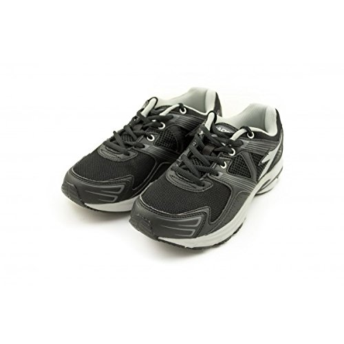 Diadora , Baskets pour homme gris Metal/Black Metal/Black