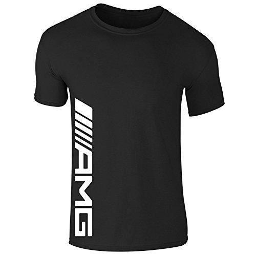 New Mens AMG Sport Performance Mercedes Motor T Shirt Top Tee (Hochwertige Neue T-shirt)
