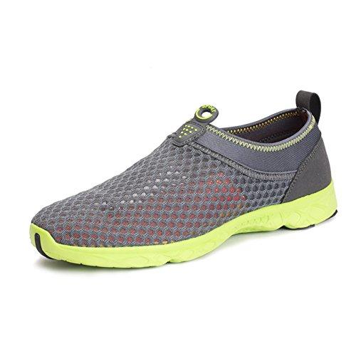 les hommes sont des chaussures de maille/Chaussures de sport respirant/Chaussures de course de maille C