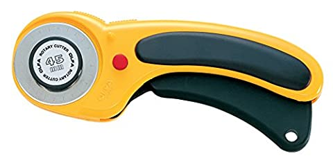 Olfa Deluxe Rotary Cutter 45mm RTY2/DX
