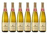 Vin d'Alsace Henri Ehrhart -Riesling 2014 Guide Hachette 2017 x6- Vin blanc