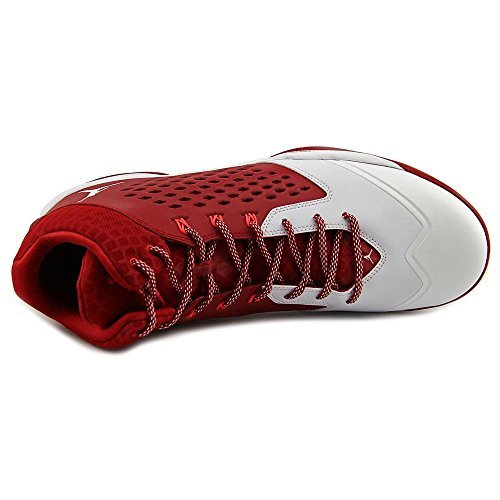 Jordan Rising haut noir / anthracite / noir Chaussures de basket Red