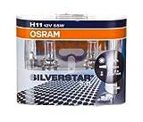 Osram 64211sv2-duo [Silverstar® 2.0] H1112V 55W (