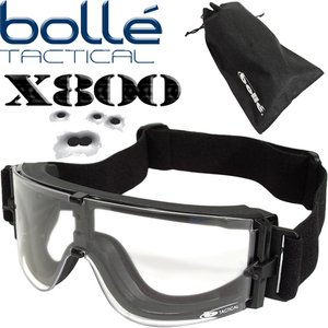 Bolle X800 Tactical Goggles -