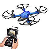 Drone with HD Camera, Potensic® F181DH RC 5.8Ghz FPV Quadcopter Drone RTF Altitude