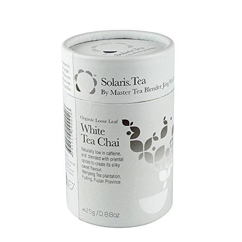 Solaris Bio Tee Weißer Tee Chai 25 g