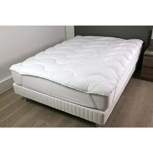 Dodo 27895140 Linge de Lit Haute Protection Polyester Blanc 140 x 190 cm