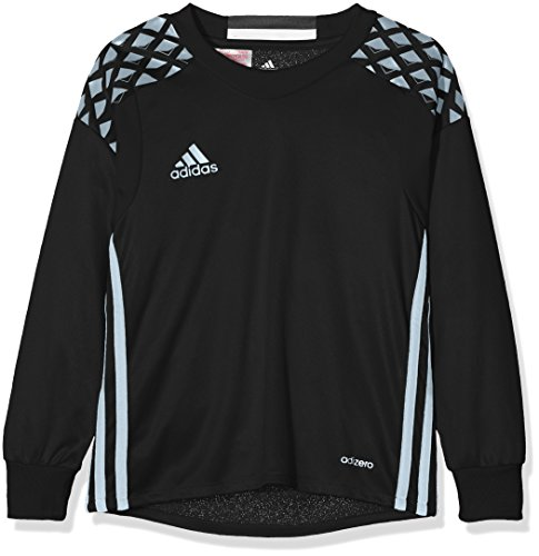 Adidas Onore Trikot (adidas Erwachsene Trikot/Teamtrikot Onore 16 Y Gk, Black/Light Grey, 116)