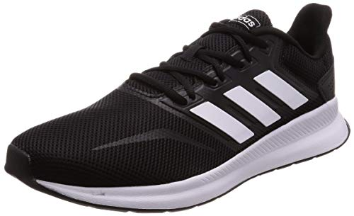 Adidas Falcon, Zapatillas de Trail Running para Hombre, Negro/Blanco Core Black/Cloud White F36199...