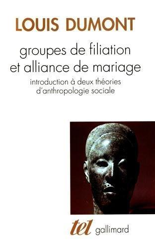 Groupe de filiation et alliance de mariage