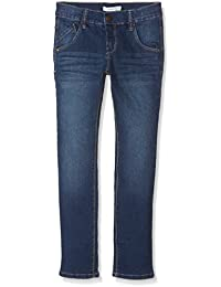 NAME IT Jungen Jeans Nitalex Slim/Slim Dnm Pant m Nmt Camp