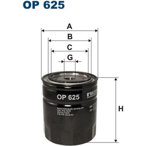 Filtron Ölfilter, op625