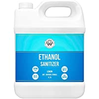 THE LOVE CO. Ethanol Alcohol Hand Rub Sanitizer Effective Germ Killing, Moisturzing. Removes Bacteria, Impurities, Dirt…