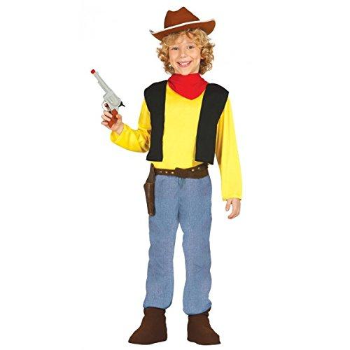 Kostüm von pistolero Säugling (5-6 Jahre (Kostüm Pistolera)