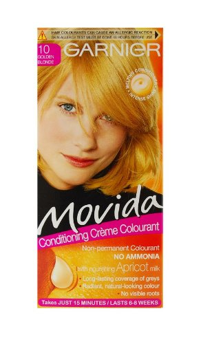 Movida 10 Golden Blonde