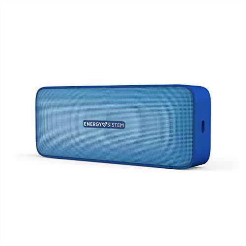 Energy Sistem Music Box 2 Indigo-Altavoz portátil inalámbrico (Bluetooth 5.0, TWS, 6...