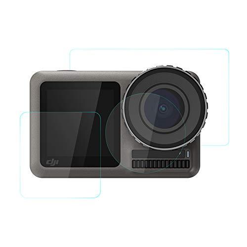 zmigrapddn Displayschutzfolie aus gehärtetem Glas für DJI OSMO Action Kamera