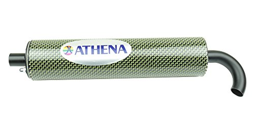 athena-s410000303001-silenciador-regenerable-60-x-250-mm-en-fibra-de-carbono-de-diametro-18-mm-para-