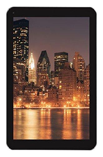 "Majestic TAB 411 3G CB51 Tablet da 10.1"", Processore Quad-Core 1.3 GHz, 1 GB RAM, 8 GB Memoria Interna, Blu"