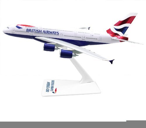 british-airways-a380-plastic-click-together-scale-model-plane