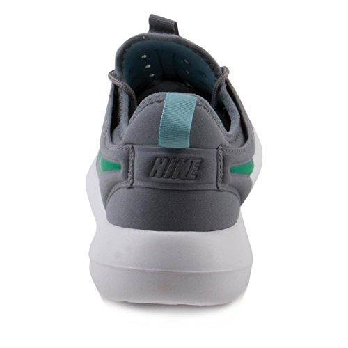 Nike Roshe Two, Chaussures de Running Compétition Homme Gris (Cool Grau/stadion Grün/weiß)