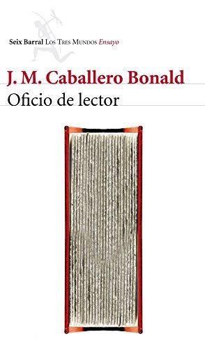 Oficio de lector eBook: José Manuel Caballero Bonald: Amazon.es ...