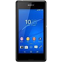 Sony Xperia E3 Smartphone (11,4 cm (4,5 Zoll) IPS-Display, 1,2 GHz-Quad-Core-Prozessor, 5 Megapixel-Kamera, Android 4.4) schwarz