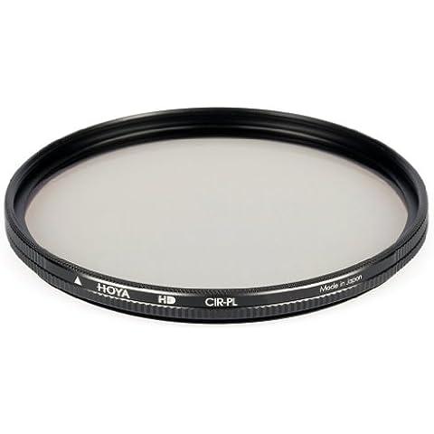 Hoya HD CIR-PL - Filtro polarizador para objetivos de 52 mm, montura negra