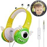 Best Headphones For Children - VCOM Kids Headphones, Adjustable Over Ear Boys Girls Review